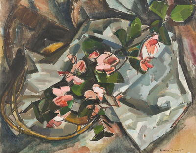 Herbert Barnett, 'Bouquet of Roses', ca. 1940