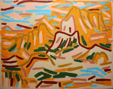 George Vranesh, 'Mountain Range', 1985-1999