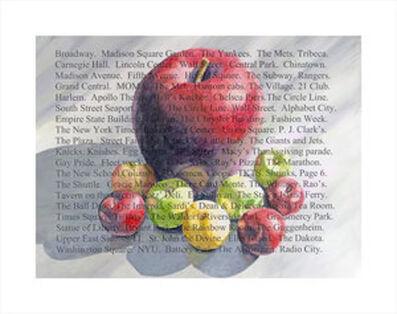 John Nieman, 'The Big Apple'