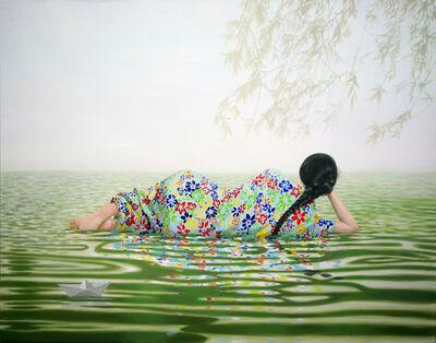 Woo-lim Lee, 'A Walk', 2016