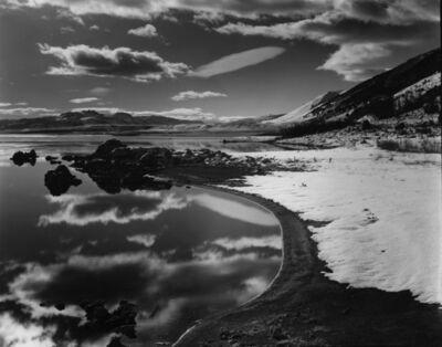 Brett Weston, 'Mono Lake', 1955