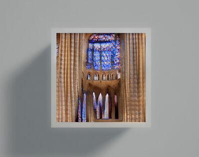 Refik Anadol, 'Renaissance Dreams - Architecture', 2020
