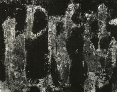 Aaron Siskind, 'Rome Hieroglyph 1', 1963