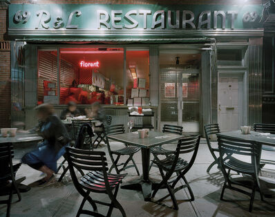 David Leventi, 'Florent, 69 Ganesvoort Street, Meatpacking District, New York', 2007