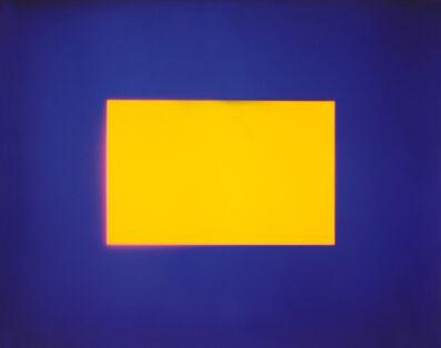 Garry Fabian Miller, 'Cobalt - Yellow, 2007', 2007
