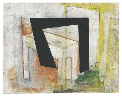 Marc Atkins, 'Table Building 447', 2017
