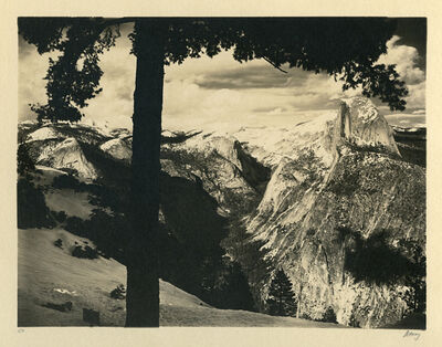 Ansel Adams, 'From Glacier Point', 1927
