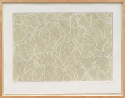 Brice Marden, 'Celadon Muse', 2002