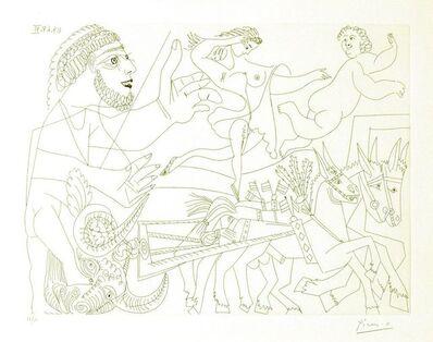 Pablo Picasso, 'Untitled, 11.4.68.VI.', 1968