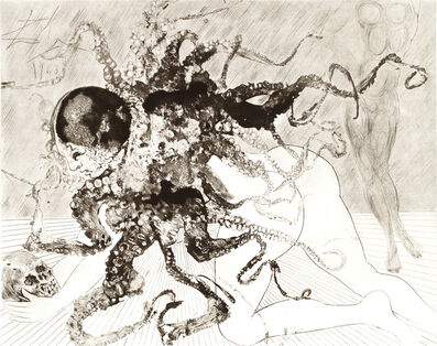 Salvador Dalí, 'Mythology Medusa', 1963-1965