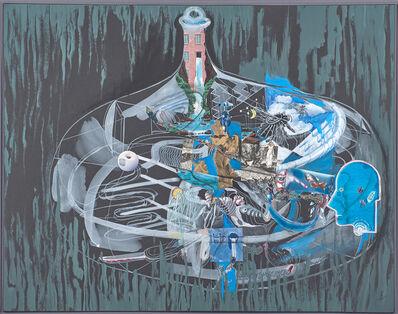 James Suzuki, 'Heautonimoroumenos', 1969