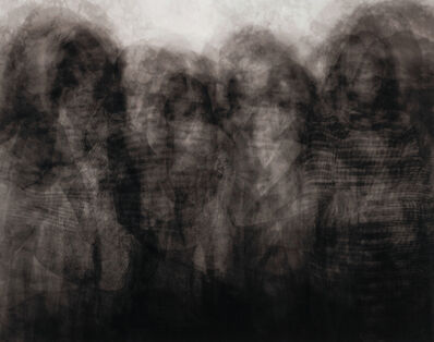 Idris Khan, 'every...Nicholas Nixon's Brown Sisters', 2004