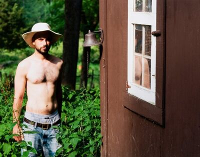Dana Hoey, 'Chris', 2006