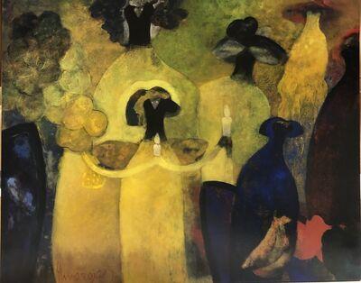 Elmar Rojas, 'Rituales de Pescadores', 2015