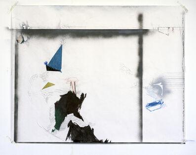 Zsolt Tibor, 'program drawing memo', 2018