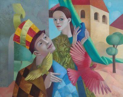 Marta Shmatava, 'Magician', 2014