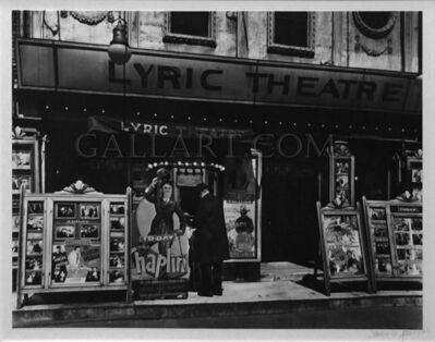 Berenice Abbott, 'LYRIC THEATRE', ca. 1979