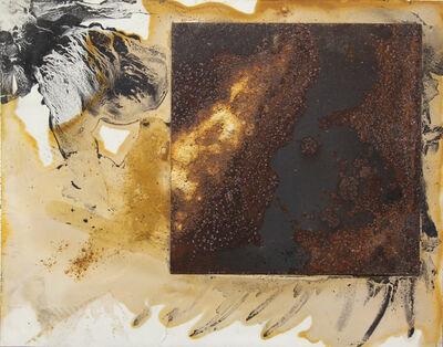 Hila Laiser-Beja, 'Black Sqaure I', 2011
