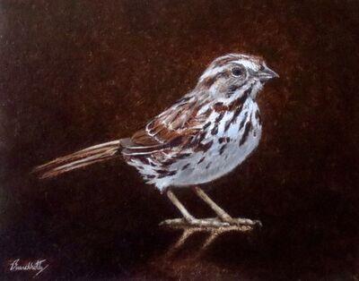 Henry Buerckholtz, 'Sparrow Study #4', 2020