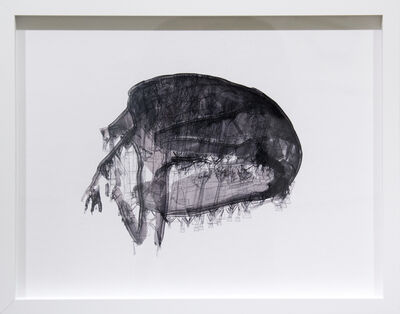 Sophie Kahn, 'Machines for Suffering VI: Blueprint I', 2018