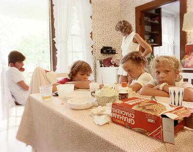Tina Barney, 'Graham Cracker Box', 1983