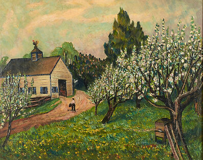 Hayley Lever, 'Untitled (Spring Time, Caldwell, New Jersey)', 1928