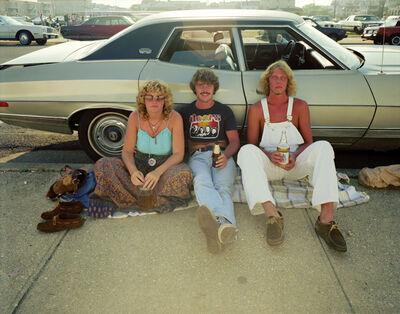 Joe Maloney, 'Rockers, Asbury Park, New Jersey', 1980