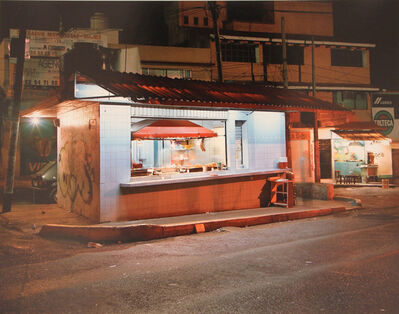 Jim Dow, 'All Night Taco Stand, A v. Gustavo Baz Prada, El Country', 2004