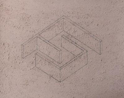Ximena Garrido-Lecca, 'Arquitectura del Humo (Boceto I)', 2015