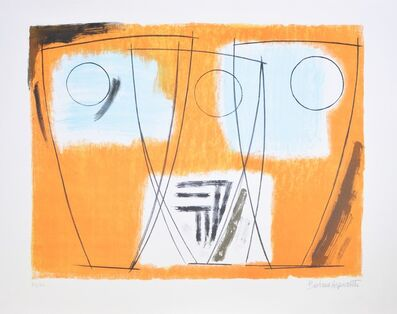 Barbara Hepworth, 'Barbara Hepworth, Three Forms, 1969', 1969