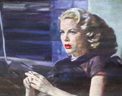 robert lemay, 'Rear Window II', 2018