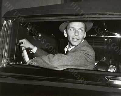 Unknown, 'Frank Sinatra - Driving Home', ca. 1950