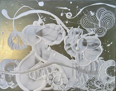 Catherine Howe, 'Dark Mica Painting (for Satie)', 2020