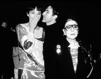 Rose Hartman, 'Dovanna, David Croland & DD Ryan, 1985', 2021