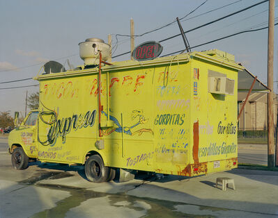 Jim Dow, 'Taco Madre Express Taco Truck. Houston, Texas', 2014