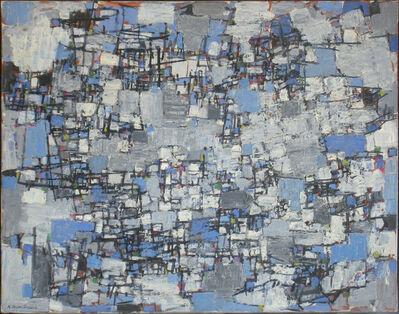 Natalia Dumitresco, 'Bleu', 1960