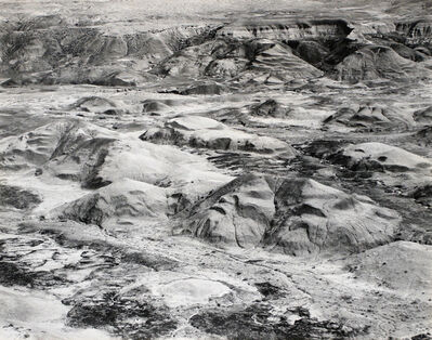 Frederick Sommer, 'Untitled (Painted Desert)', 1940