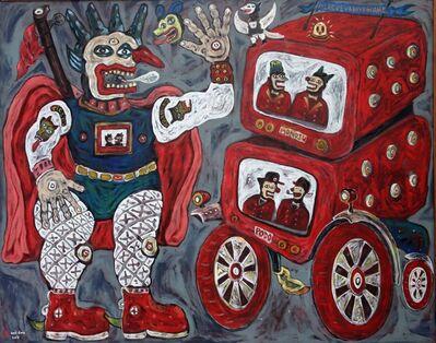 Heri Dono, 'Jalasveva Jaya Mahe', 2013