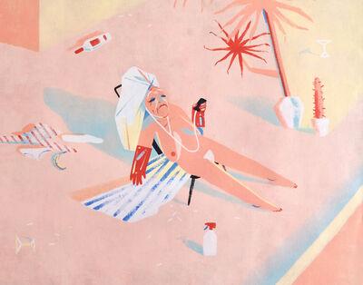 Marina Capdevila, 'Rear Window', 2020