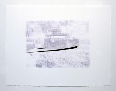 José Yaque, 'River Detroit IV', 2017