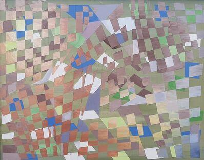 Christopher E Barrow, 'Abstract 2', 2019