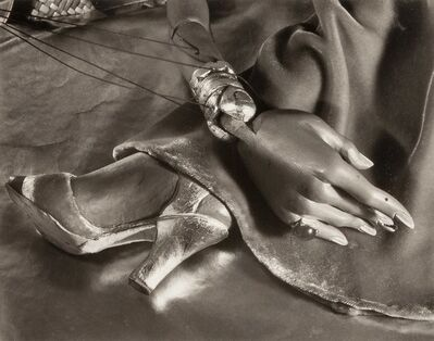 Ruth Bernhard, 'Puppet, Hand and Foot', 1938