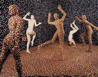Sandy Skoglund, 'Shimmering Madness', 1998