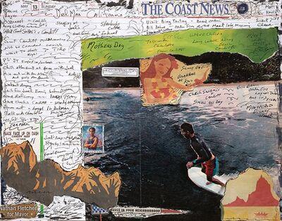Tony Caramanico, 'Coast News, May 13, 2012', 2014