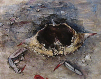 Miles Cleveland Goodwin, 'Blue Crab', 2017