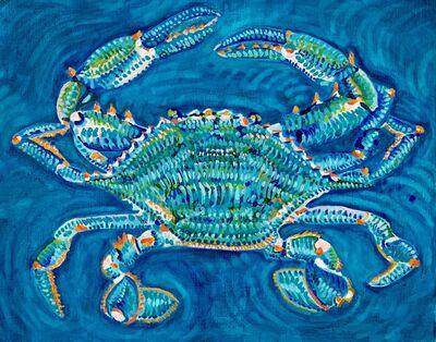Jennifer Clifford Danner, 'Blue Crab', 2019