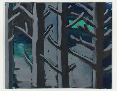 Karl Horst Hödicke, 'Du siehst den Wald vor lauter Bäumen nicht', 1978