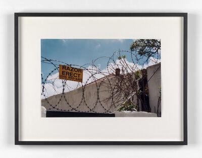 Kendell Geers, 'Suburbia 20', 1999