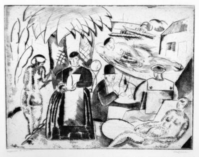 Charles Dufresne, 'A Stopover in Brazil', 1920