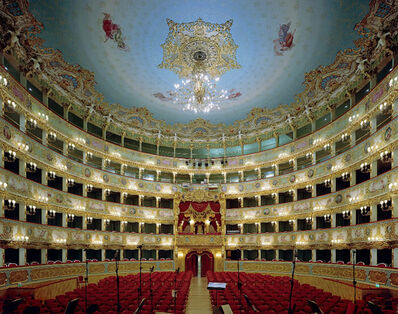David Leventi, 'La Fenice, Venice, Italy', 2008